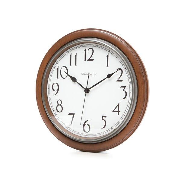 15.25 Kalvin Large Wall Clock by Howard Miller®