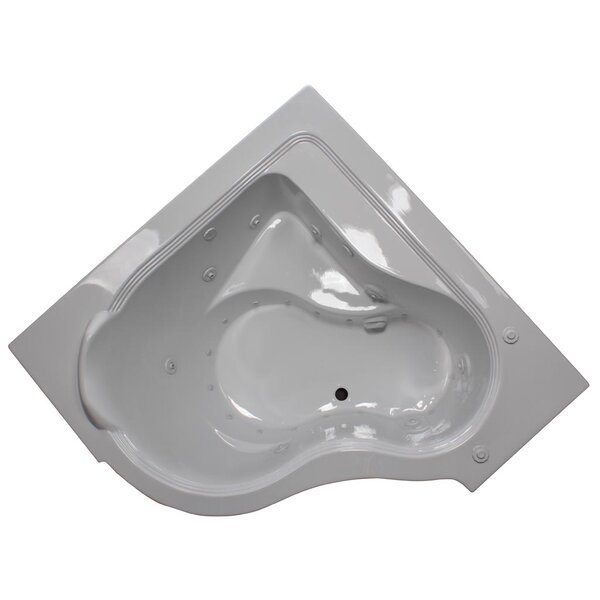 60 x 60 Air / Whirlpool Bathtubub by American Acrylic