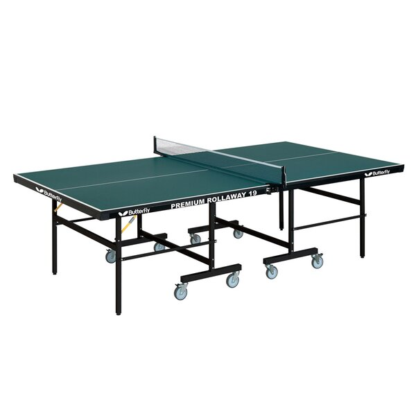 Play Back Folding Indoor Table Tennis Table by Butterfly