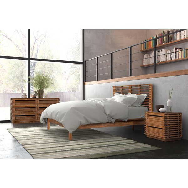 Glidden Platform Configurable Bedroom Set by Brayden Studio