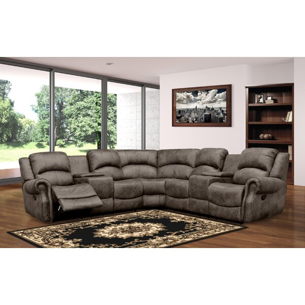 Atharv Reclining Sectional by Red Barrel Studio