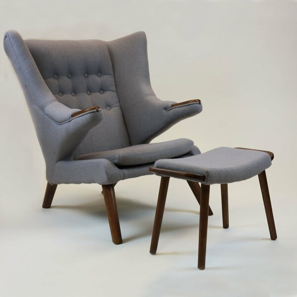 Granger Lounge Chair by Brayden Studio