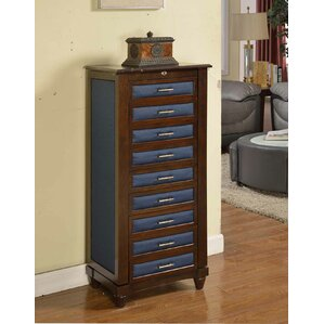 Jewelry Armoire with Cushions by Wildon Home ?