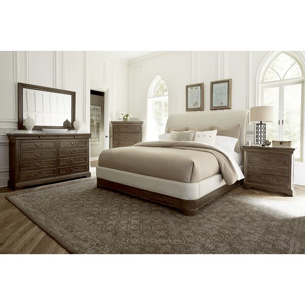 Pond Brook Queen Platform Configurable Bedroom Set by Darby Home Co