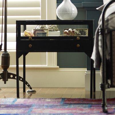 Design Tree Home Shadow Box End Table Wayfair - Shadow box sofa table