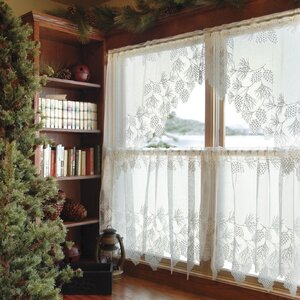 Champlain Tier Curtain