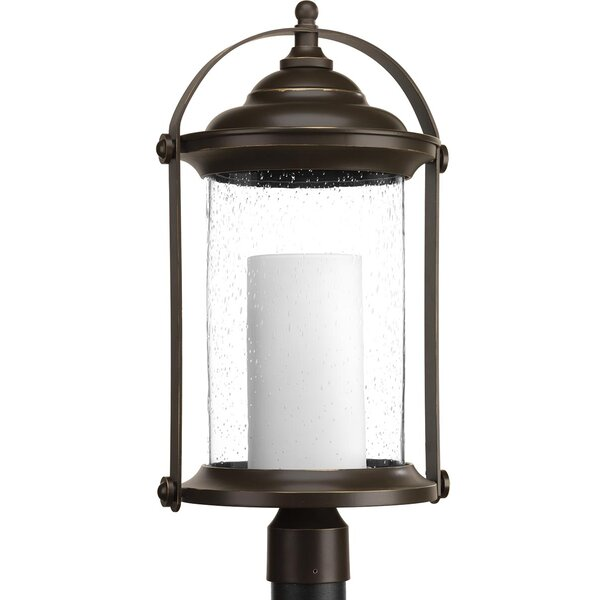 Audubon 1-Light Lantern Head by Breakwater Bay