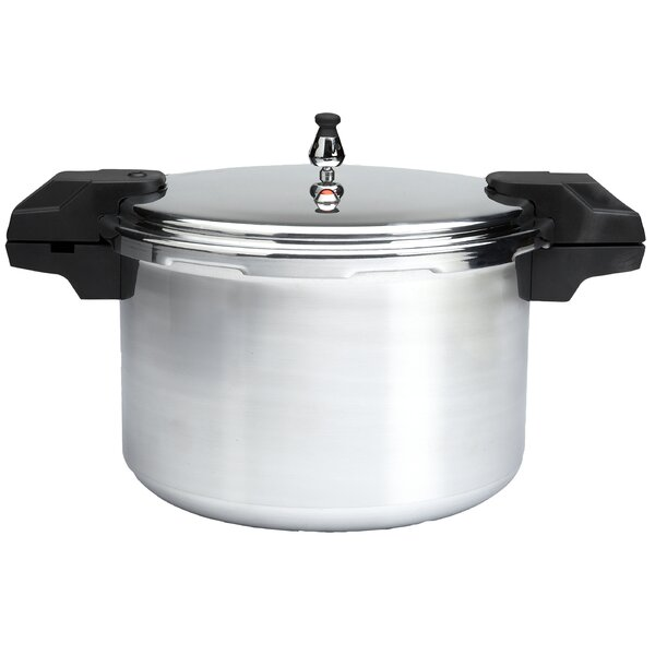 Aluminum Pressure Cooker Canner By Mirro.