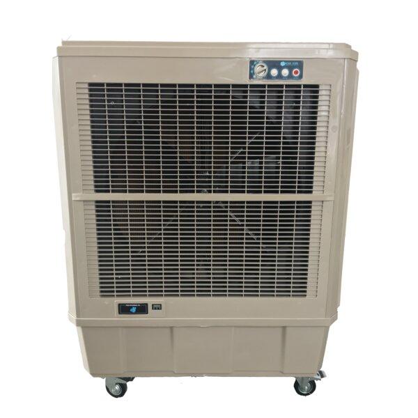 12500 CFM Mobile Evaporative Cooler by KOOLKUBE
