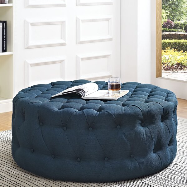 Amour Cocktail Ottoman by Modway