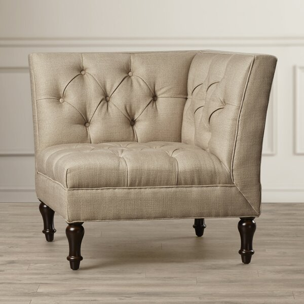 Mercer Armchair by Darby Home Co