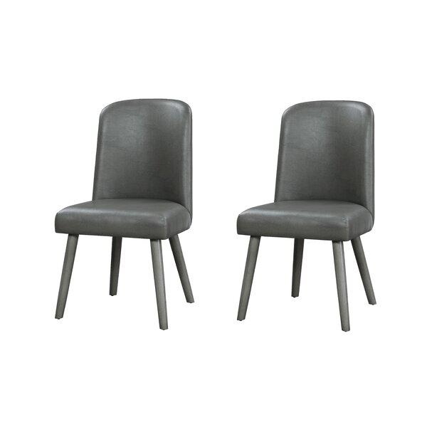 Silvana Side Chair in Gray (Set of 2) by Corrigan Studio Corrigan Studio