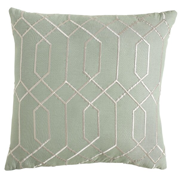 Janice Linen Pillow Cover by Birch Lane™