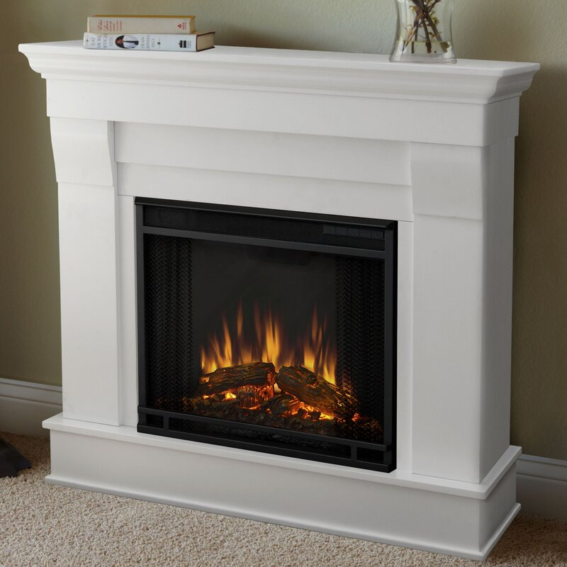 Perfect Chateau Electric Fireplace
