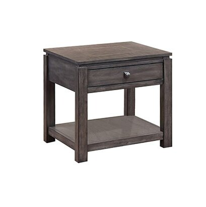 Mulliken End Table by Gracie Oaks