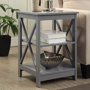 Grey End Amp Side Tables You Ll Love Wayfair
