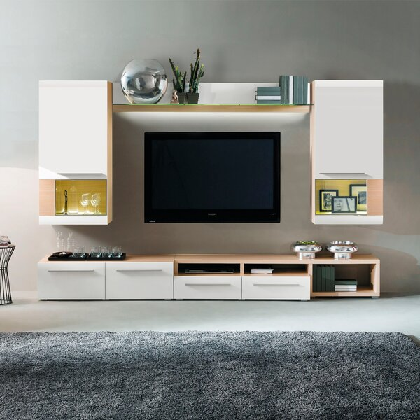 Clarksville Wall Unit by Corrigan Studio