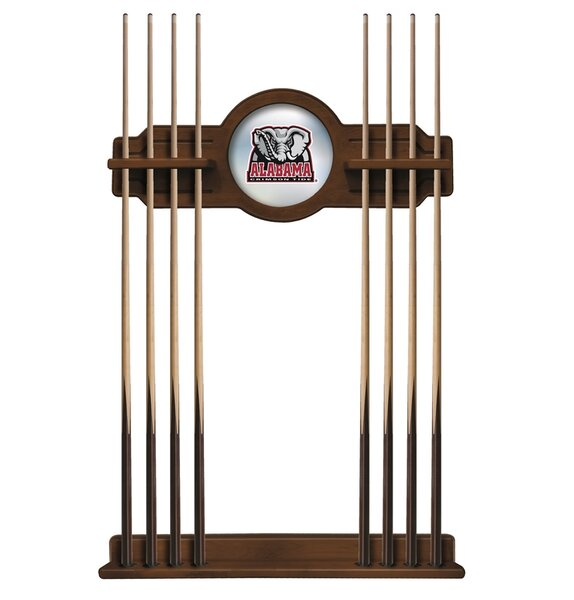 NCAA Cue Rack by Holland Bar Stool