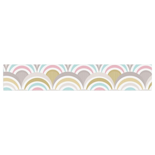 Nicole Ketchum Art Decorative Delight Table Runner by East Urban Home
