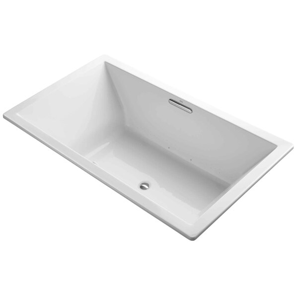 Underscore 72 x 42 Air Bathtub by Kohler
