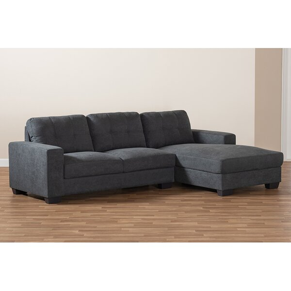 Home & Garden Page Sectional
