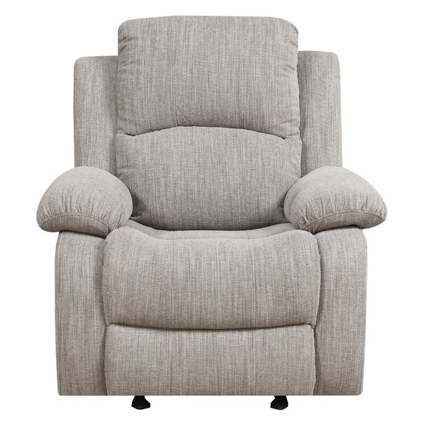 Berrios Manual Glider Recliner by Winston Porter