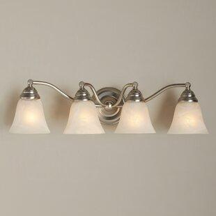 Guide to buy Omaha 4-Light Vanity Light ByAndover Mills