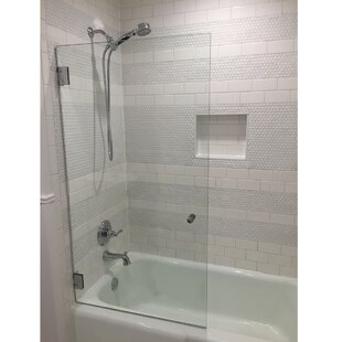 Save  sc 1 st  Wayfair & Bathtub Door Frameless | Wayfair