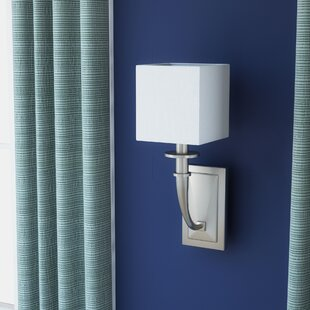 Compare & Buy Remick 1-Light Armed Sconce By Charlton Home