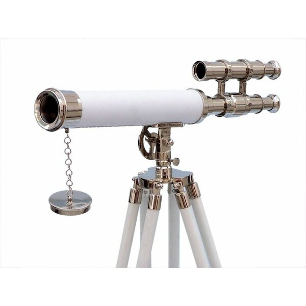Griffith Astro Decorative Telescope by Handcrafted Nautical Decor