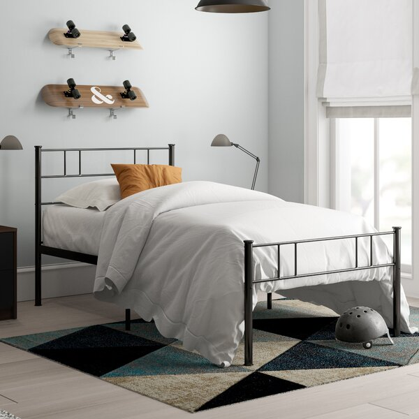 Bateman Twin Platform Bed by Trule Teen