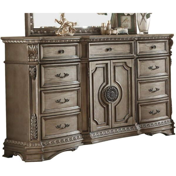 Symonds 9 Drawers Combo Dresser by Astoria Grand
