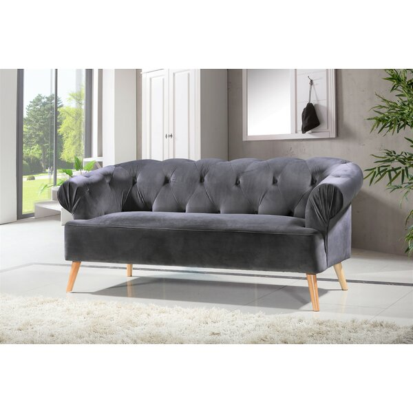 Recommend Saving Aahil Chesterfield Sofa Hello Spring! 70% Off