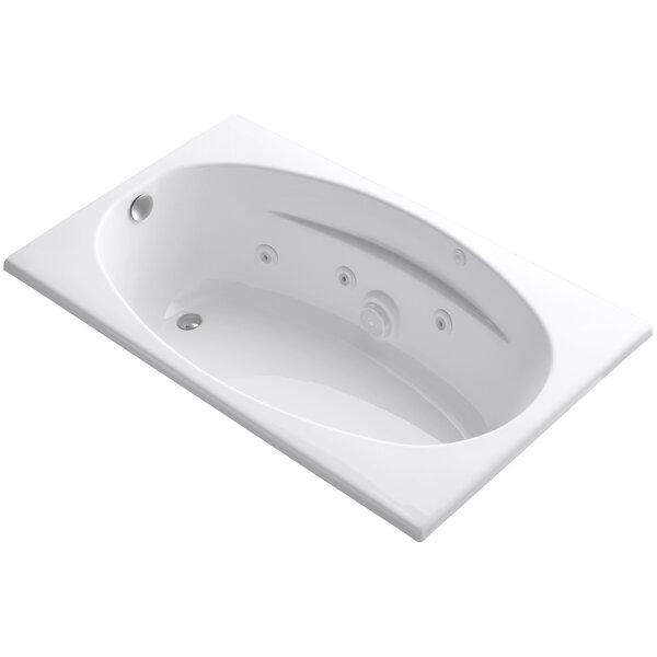 Proflex 60 x 36 Whirlpool Bathtub by Kohler