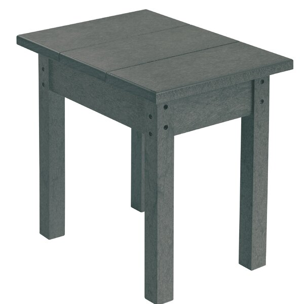 Alanna Plastic Side Table by Beachcrest Home