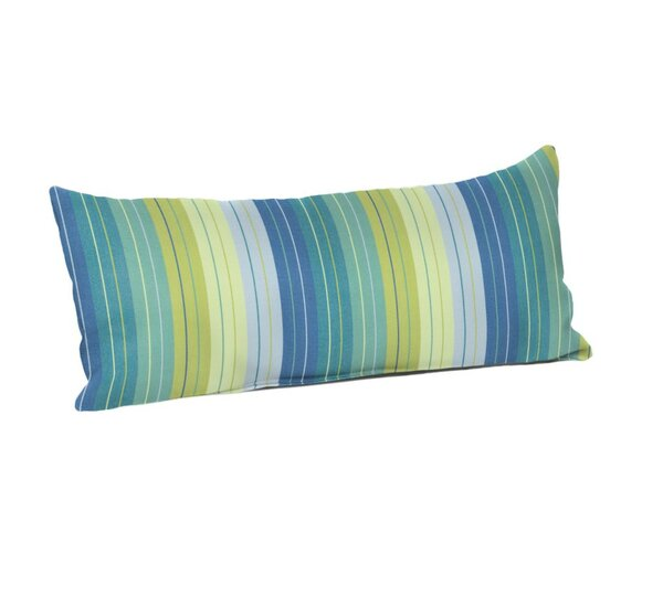 Giron Seville Seaside Outdoor Lumbar Pillow by Highland Dunes