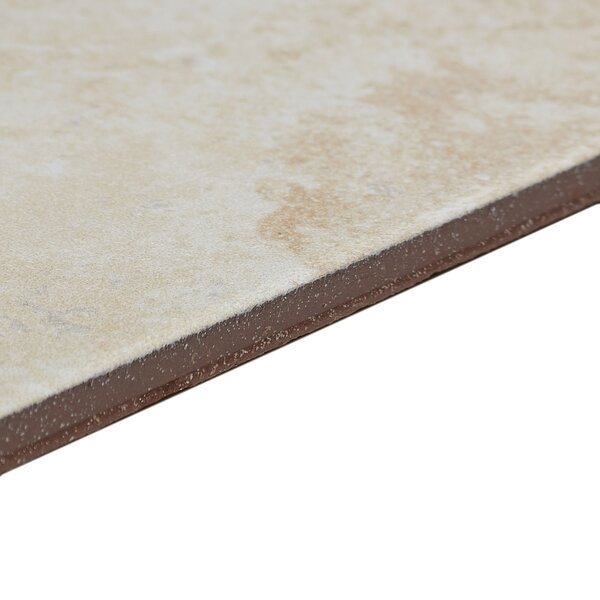 Jacobson 12 x 12 Ceramic Field Tile in Sand by Itona Tile