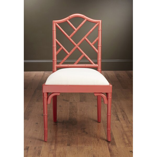 Asante Upholstered Dining Chair By World Menagerie