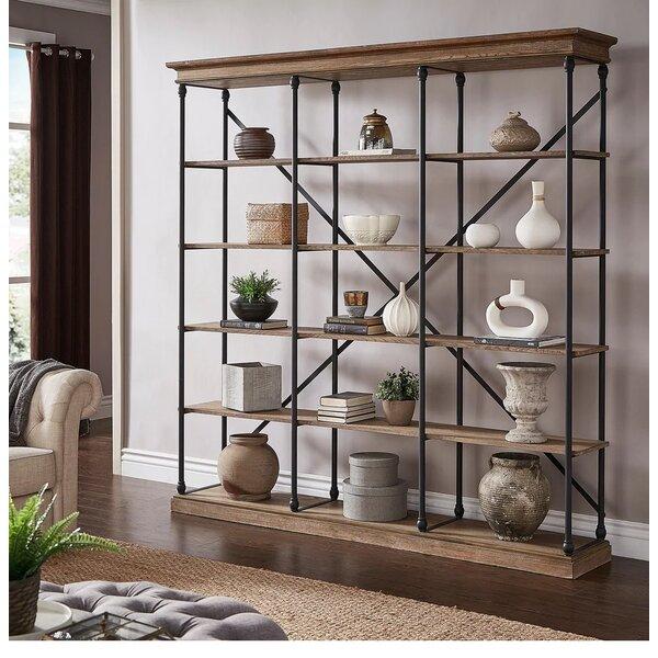 Poynor Library Bookcase By Greyleigh