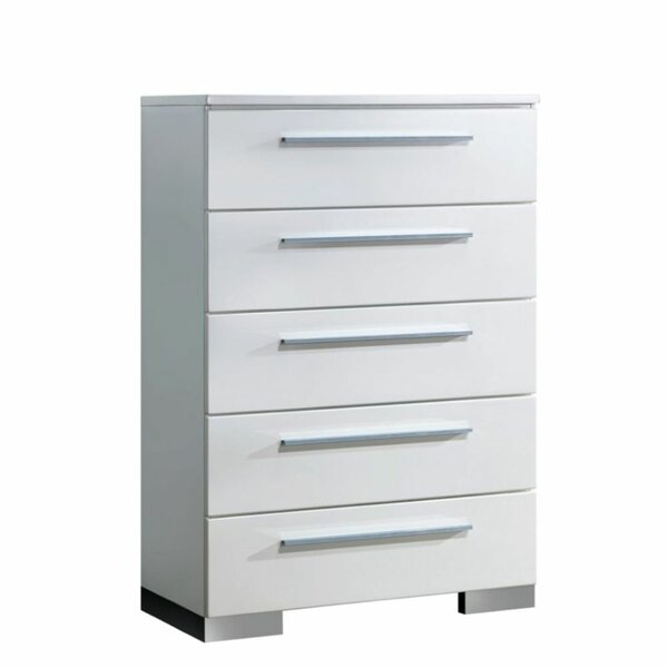 Mjej 5 Drawer Chest by Latitude Run