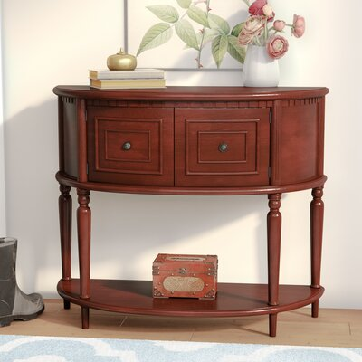 Console Table With Stools Wayfair
