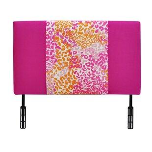 Mixy Twin Upholstered Headboard by Kidz World