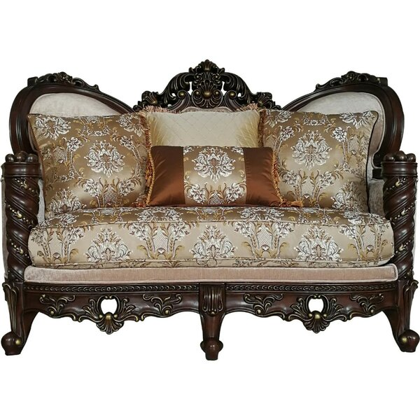 Truelove Upholstery Loveseat by Astoria Grand