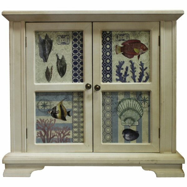 Waterton Accent Cabinet By Rosecliff Heights