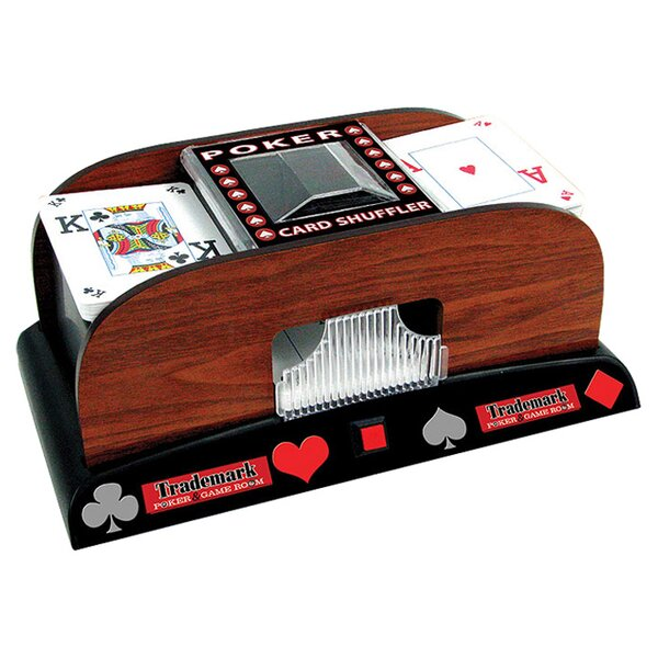 Trademark Poker Card Shuffler by Trademark Global