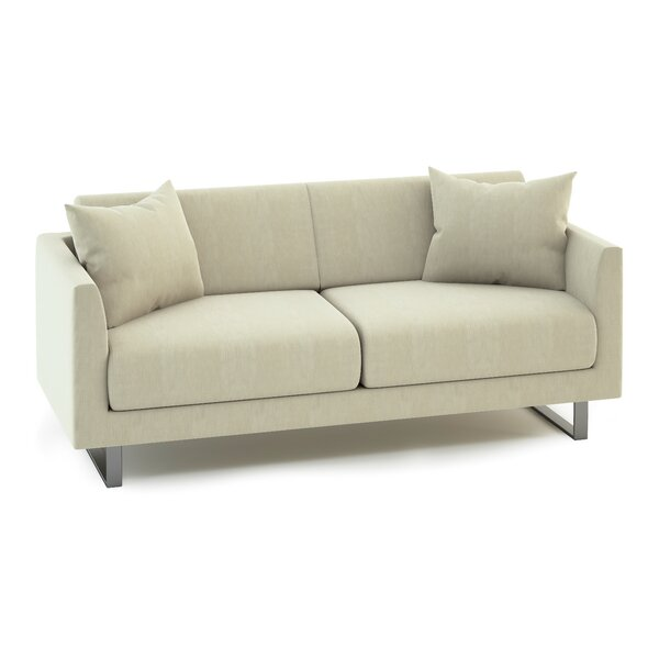 Fizz Mellini Urban Patio Sofa by Seasonal Living