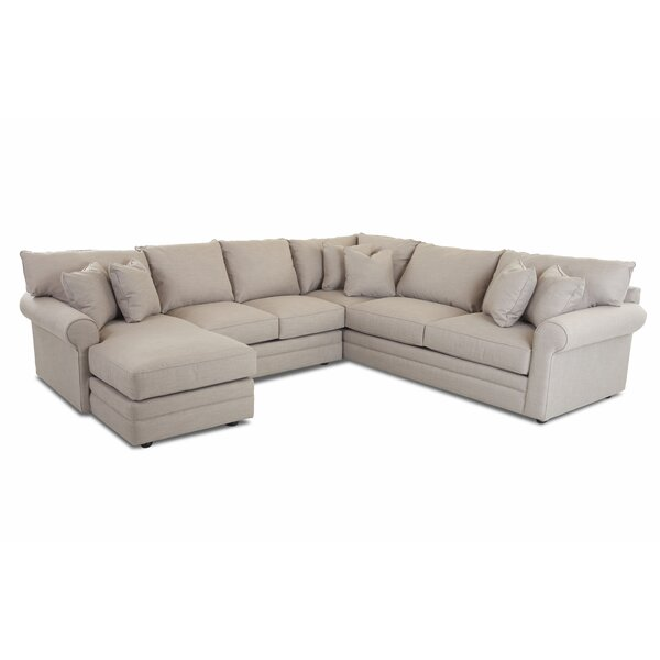 Trudie U-shaped Sectional by Darby Home Co