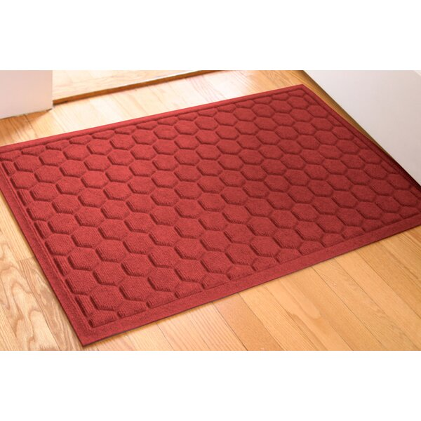 Finnerty Honeycomb Doormat by Brayden Studio