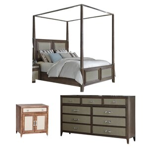 Metal Bedroom Sets You\'ll Love | Wayfair