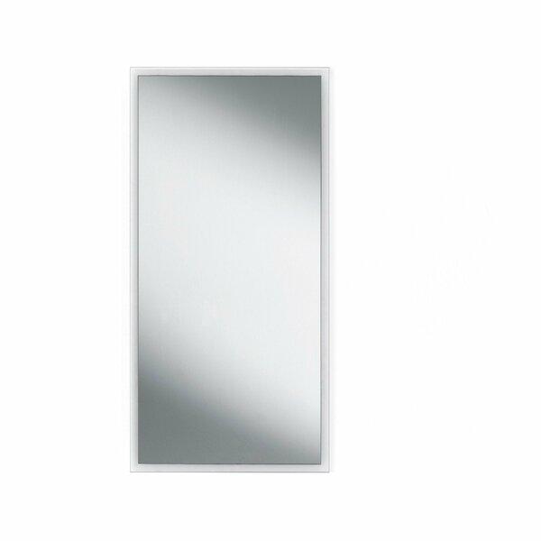 Makris Frameless Rectangular Bathroom/Vanity Mirror by Latitude Run